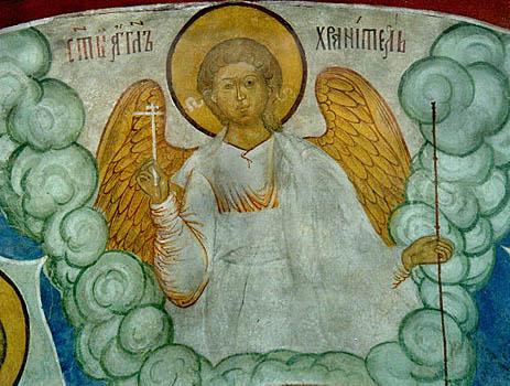Моему ангелу хранителю стих